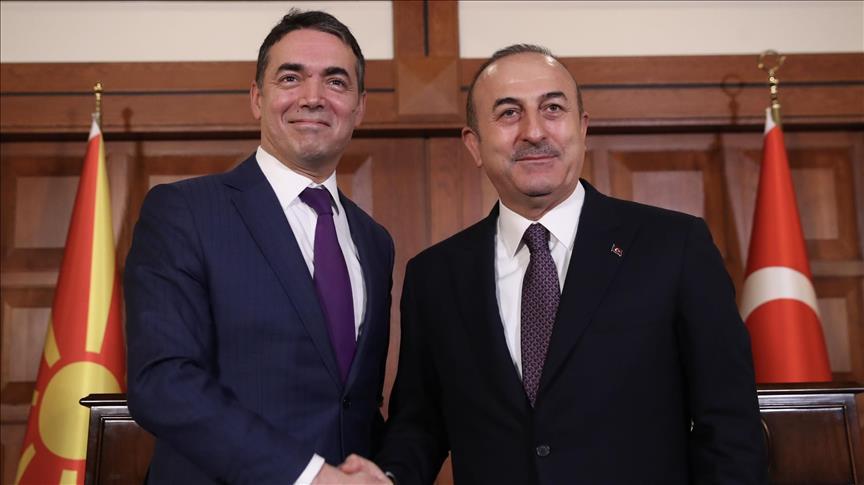 Çavuşoğlu  Stabiliteti i Maqedonisë i rëndësishëm për tërë Ballkanin
