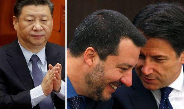 Italia injoron paralajmërimet e BE së për  kolonizimin e Evropës  nga Kina