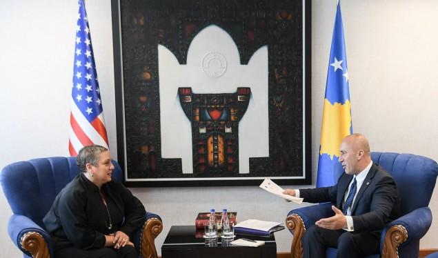 Haradinaj Madison  Mirënjohje për mbështetjen e SHBA ve në fushën e sigurisë