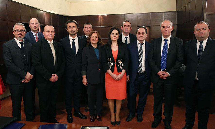 Mbledhja e KLP  sot çelet gara për prokurorin e përgjithshëm