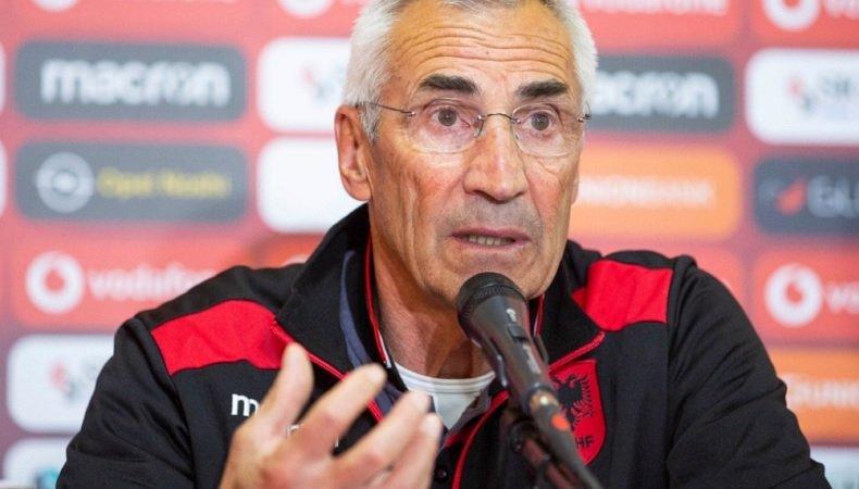 Edi Reja kërkon tifozë  Trajneri  Ejani për Andorrën