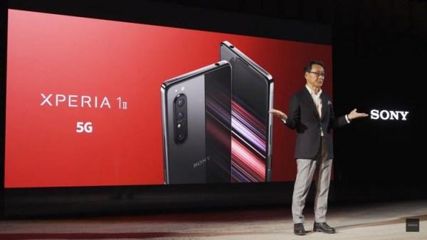 Sony не сдается и представила новый флагман Xperia 1 II ...
