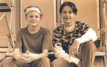 Image result for leo and tobey