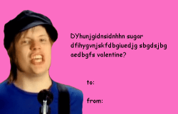 Valentine Cards Hy My. Band Valentine Cards Source