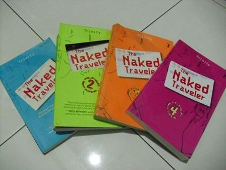 buku naked traveler by trinity