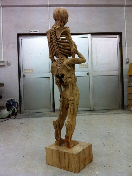 art sculpture artist sculptor w.i.p. Wood Sculptor