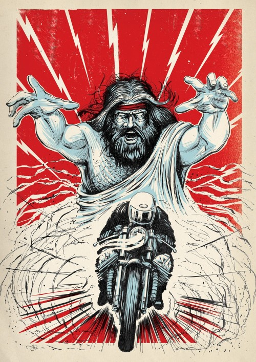 Adi Gilbert illustration