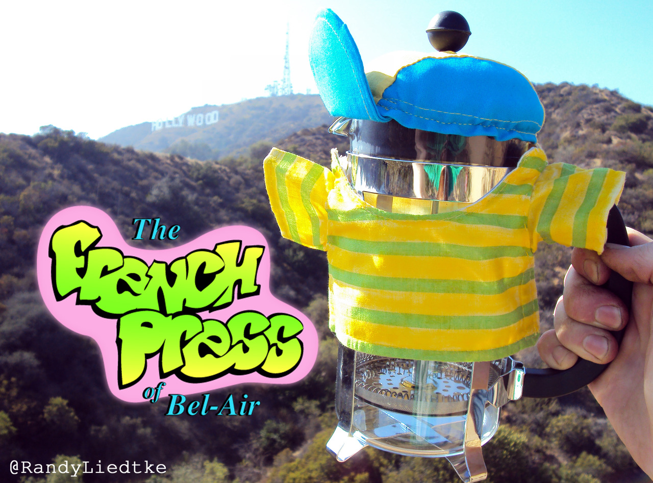 French Press of Bel Air