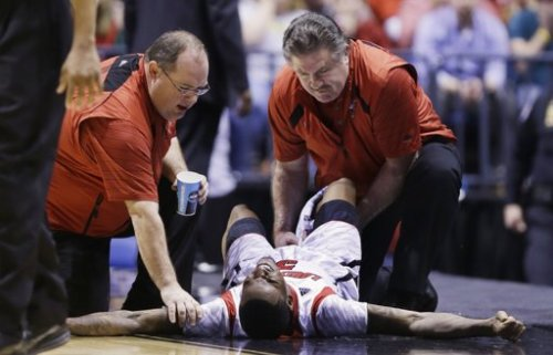 By now you've seen or heard about the horrible event last night involving Louisville player Kevin Ware. (Video here, watch at your own risk)  It was so graphic that CBS even halted replays of the leg break.. It's most obviously the water cooler talk this morning and will be rehashed over and over again throughout the day. When it happened, however, something else struck me about the affair. Immediately Twitter lit up with people's thoughts, and my Facebook friends' collective chatter was all about Ware. I get it.. It was a sports injury live on TEE VEE, it was enough to make you queasy.. and we all celebrate March Madness like it's a religious event. So it makes sense.. But what is absent from Twitter and my Facebook friends' profiles? Any or all words about innocent children killed in drone attacks in Pakistan. Any and all stories about the civilians' lives we left in shambles in Iraq after ten years of war (those who survived).. And and all knowledge of North Korean death camps.. Any and all information about, well, pretty much anything to do with the African continent. I guess I reluctantly understand this. I come from the coal region, where football and sports is worshiped.  Often, high school players get a VIP treatment.. And nationally, as the economic crumbling still happens and the moral decay is evident, we turn more and more to sports .. it's a vacuum that sucks up the depression. We cheer on our high-paid professionals as though they know we are doing it.. we cry and wine about the other team that simply wears a different uniform color. We get angry and argue about college kids on a court.. and yes, when one falls by the wayside, we gather around the young hero and honor him with glory—of course while we voyeuristically gratify ourselves by watching the hero's injury take place over and over again.  Not to take anything away form Kevin Ware, but it's certainly amazing how little we know about a worldwide network of pedophiles.. How little we know about the amount of drone attacks in Pakistan.. how little we are aware of the Monsanto Protection Act.. But we know batting averages.Football facts.Boxing bouts…And hell, even professional wrestling stars' real names. But did you know that, once again, America is getting ready to prop up another leader in the Middle East? This time in Syria? That's not an April fools joke. A few days ago I posted something on my Facebook page about the concerns I have with the Monsanto Protection Act, as signed into law by President Obama. My sister commented in a straight-shooting fashion:  Nobody cares about genetically modified corn until there is a crop failure like there was in South Africa in 2009. If fuel and veggie prices skyrocket…then they'll care. Until then…this is tin foil hat stuff to most, Bryan.  And I bet no one knows much  about that crop failure in 2009, now do we? Hey, there was a earthquake in Haiti .. we had a telethon. Oh and a tsunami and meltdown  in Japan.. we had a telethon. And Sandy .. we had a telethon. All events of true importance somehow slip away like they never even existed in the first place. We are left in the end with sports… Those football stars of the coal region often have something in common with heroes of Friday night lights from across America: Many don't follow their dreams and make it big. Instead, they end up at the local watering hall, sometimes wearing old sports jerseys from their heyday, but always reliving the past and wishing it was still the present. They now have Kevin Ware's leg to speak about for a while.. In the mean time, other events that shape our lives will occur. But we'll turn that off. It's too inconvenient for us..