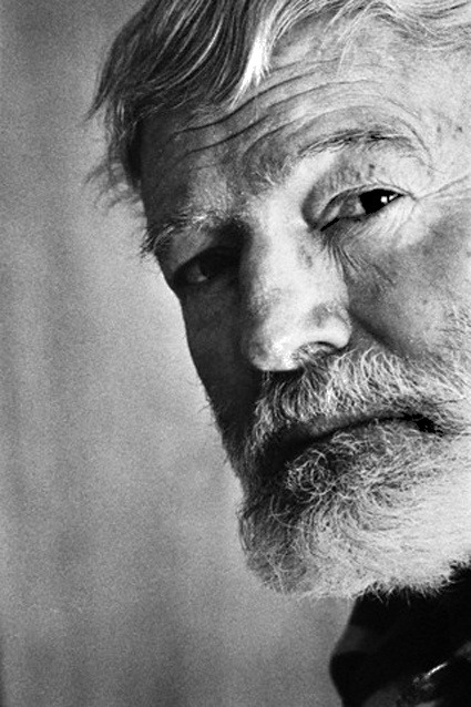 """All you have to do is write one true sentence. Write the truest sentence that you know."" ― Ernest Hemingway"