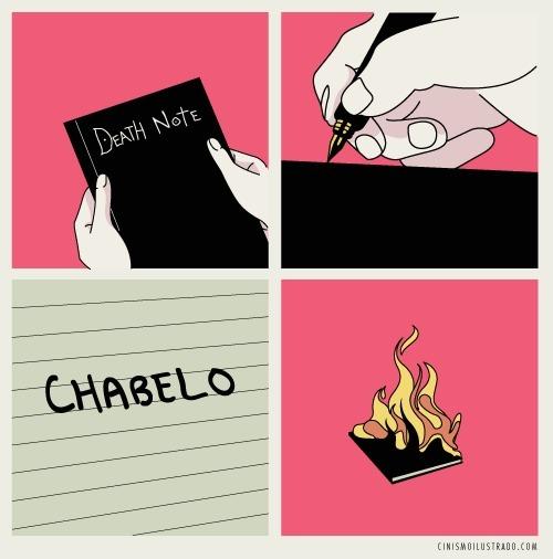 Cómo destruir una Death Note.