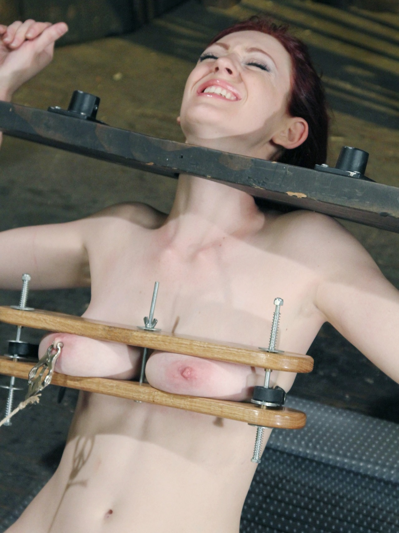 Tit torture tumblr