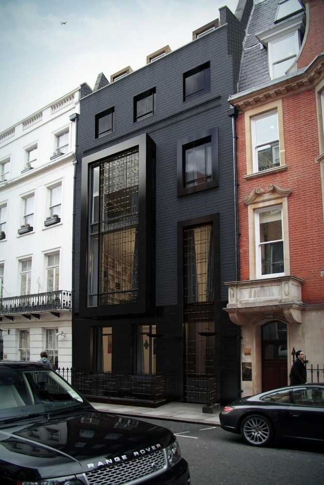 visualcocaine:</p> <p>auerr:</p> <p>l-e-m-i-n-i-m-a-l-i-s-m-e:</p> <p>Park Place in Mayfair, London   by SHH Architects</p> <p>Wait. Is this real? Can't remember seeing it!<br />