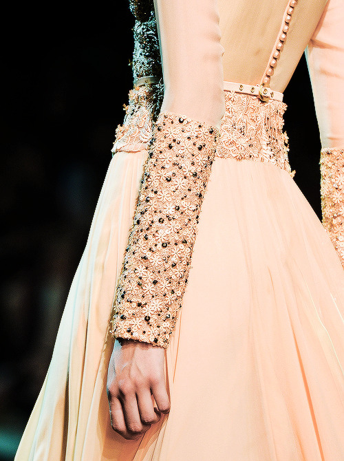details of Georges Hobeika Fall-Winter 2013