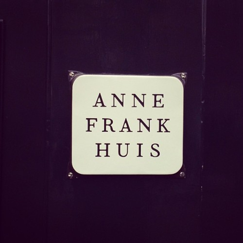 fishingboatproceeds:</p> <p>I know I speak for everyone involved in The Fault in Our Stars film in thanking the Anne Frank House for sharing their sacred space with our story. It was the best place to end the journey of filming the movie, and they were such gracious hosts.<br />