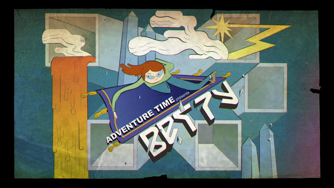 Betty - title carddesign and color byDerek Ballardart direction byNick Jennings