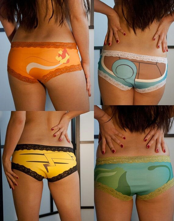 pokemon butts