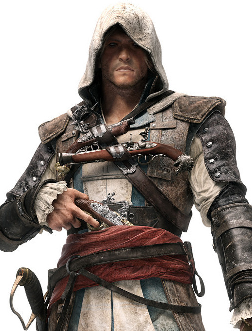 Black Flag Assassins Creed Haytham Kenway Assassins