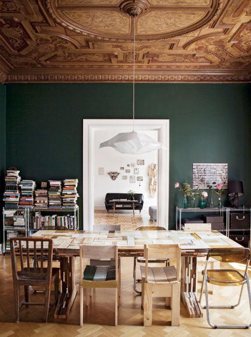 swedish apartment | photo petra bindel