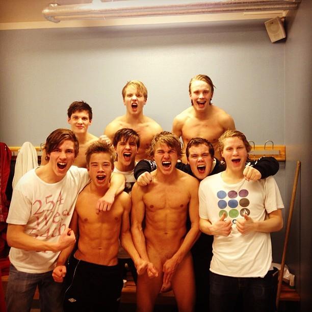 norwegian naked twinks
