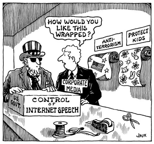 On censorship