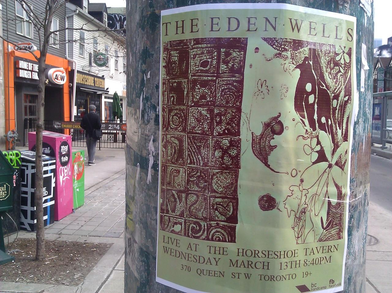 The Eden Wells