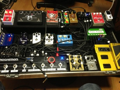 We are going to be getting back to doing rehearsals shortly so I'm putting my live board together.