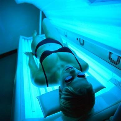 nbcnews:  FDA wants cancer warnings for tanning beds (Photo: Getty Images stock) WASHINGTON - Indoor tanning beds would carry new warnings about the risk of cancer and be subject to additional regulations, under a proposal unveiled by the Food and Drug Administration. Read the complete story.  Why not just create beds in the shape of caskets?