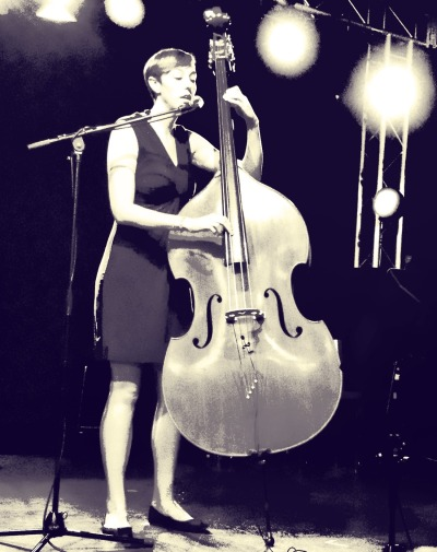 BETSY SOUKUP Betsy Soukup is a classically trained double bassist. Joined by percussionist Chris Sies, Betsy will perform a set of original songs. Influences include Bjork, Portishead, The XX, Radiohead, Joanna Newsom, Hundred Waters, and Nat Baldwin. Betsy Soukup, bass, voice; Chris Sies, percussion. Performing May 4th from 3:00 to 3:45 pm in the 300 block of Hiscock. Water Hill Music Fest 2014