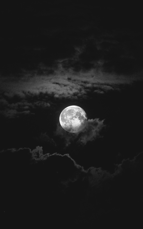 THE MOON<br /> It holds many secrets.<br /> What does it see as it shines at night?<br /> Does it see the good of man or the bad?<br /> Or maybe a little of both.