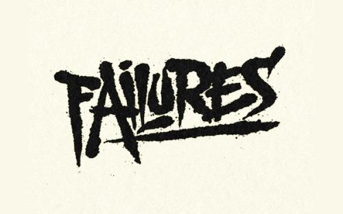 Failures by Simon Ålander.