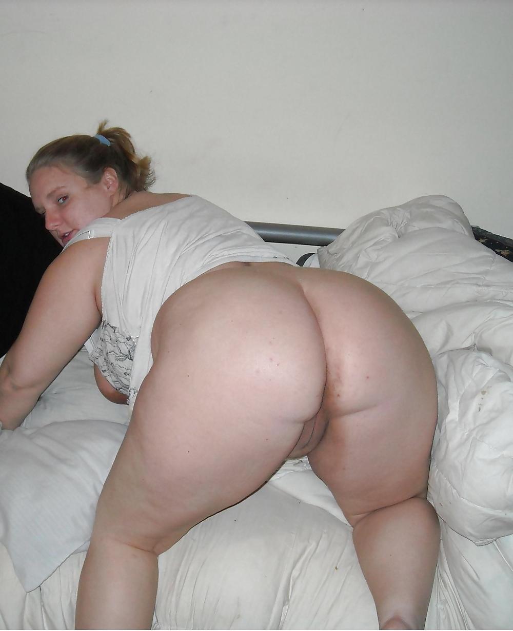 White porn chubby trash