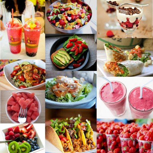 February Inspiration: Eat Healthy :)