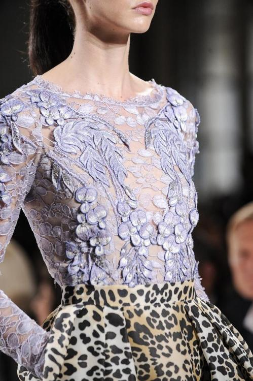 sofiazchoice:  Detailed photos of Temperley London Spring / Summer 2014