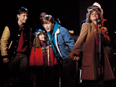 Adventures in Babysitting musicl interlude