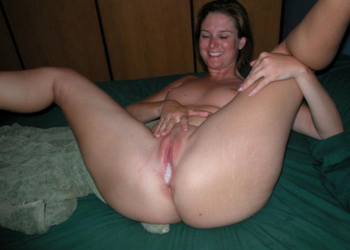 Amateur wife creampie tumblr