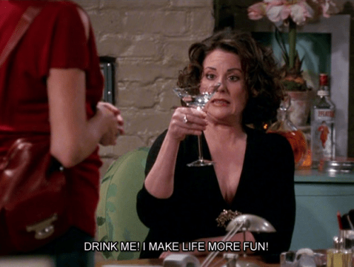 Image result for karen walker quotes