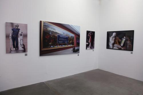 Exposition à la Galerie KOGAN - Solo Novembre - Decembre 2012