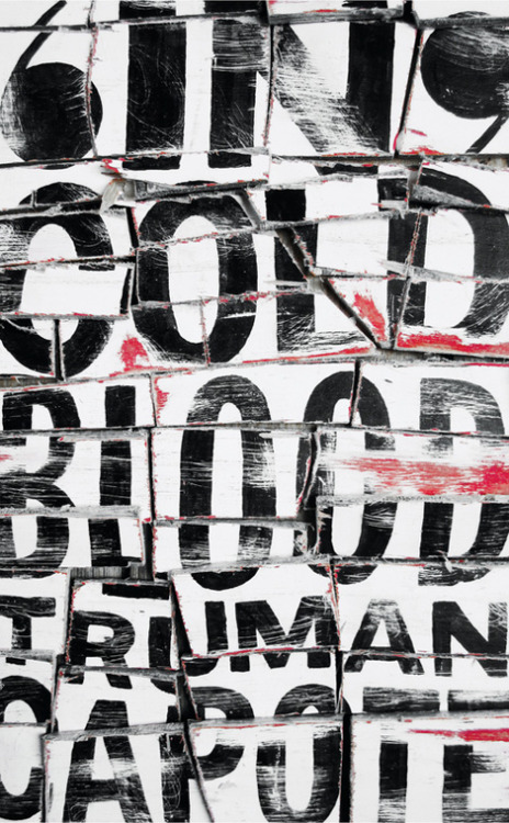 """In cold blood"" by Jonathan Gray."