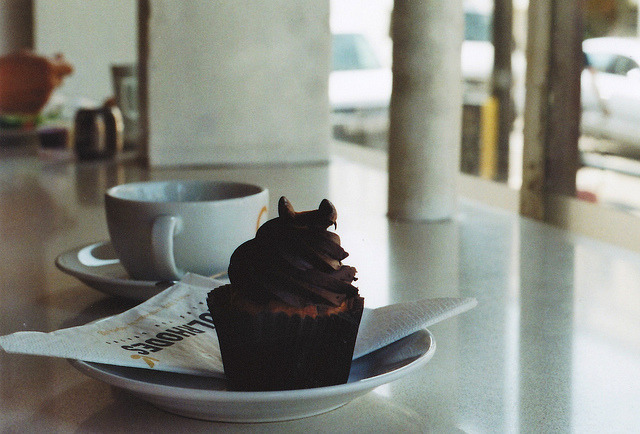 | ♕ |  Cubitt Town cafe, London  | by © anne mumford | via ysvoice