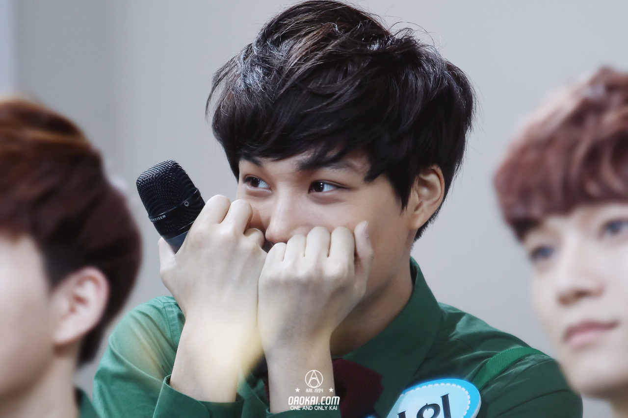 one and only kai | do not edit.