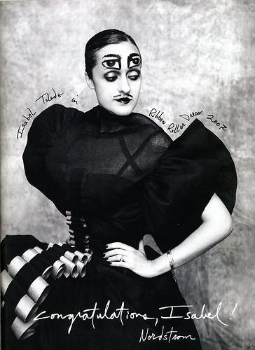 Isabel Toledo by Ruven Afanador