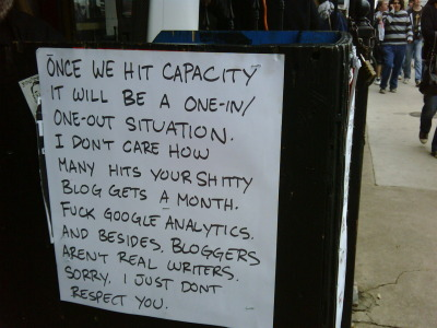 troublesometimes:dayofthedreamweavers:molls:soupsoup:fascinated:      Sign outside Beerland Texas venue on Red River
