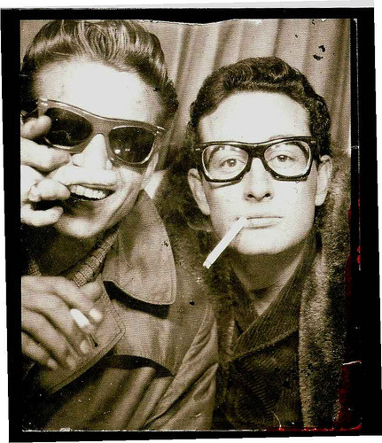 HEADS OR TAILS: Waylon Jennings and Buddy Holly, 1959