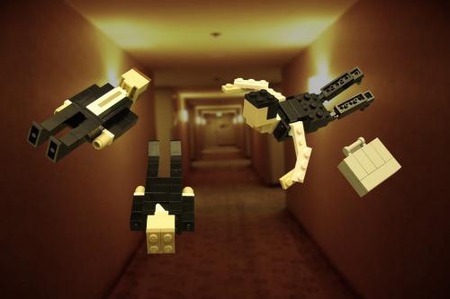 LEGO Inception<br /><br /><br /><br /><br /><br /> by Iain Heath