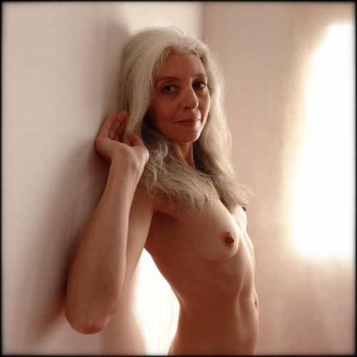 Grey haired escorts