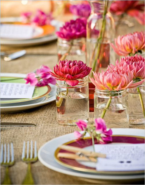 ysvoice:</p> <p>| ♕ |  spring table  | post by laboomeria | via gypsypurplehome | wishflowers<br />
