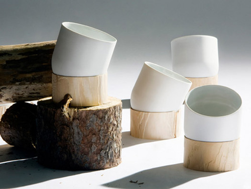 Hajik flower pot by Swedish Johannes Herbertsson & Martin Berg.