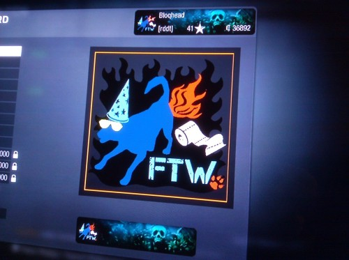 Funny CoD: Black Ops Emblems