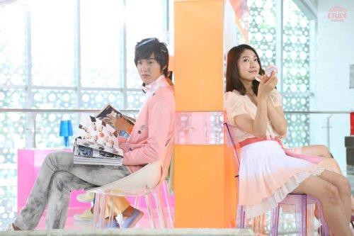SHINHYE & MINHO